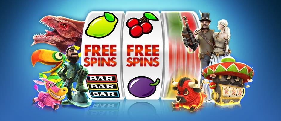 Freespins på casino